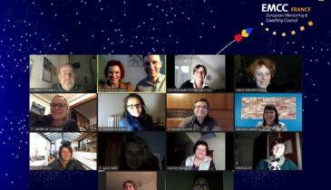immersion dans le jeu WYSGAME lors d'un Webinar avec les membres d'EMCC