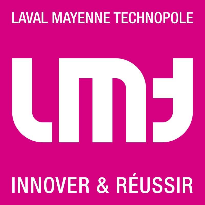 Logo Laval Mayenne Technopole partenaire de Win Your Star