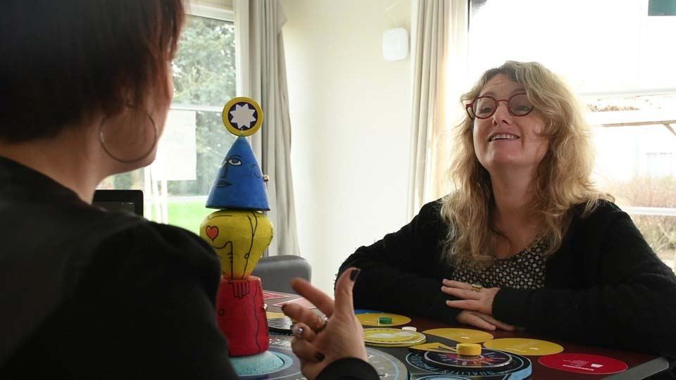 Sandrine Rolland-Boutin test du jeu Win Your Star
